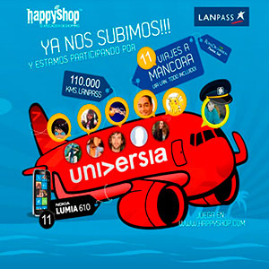 Happyshop-universia-lan