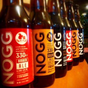 diseño de etiquetas cervezas